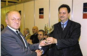 podelitev nagrade